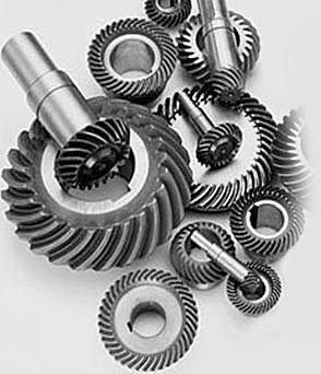 Buy Bevel Gears steel