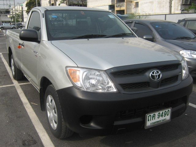 Buy Toyota Hilux Vigo Max car