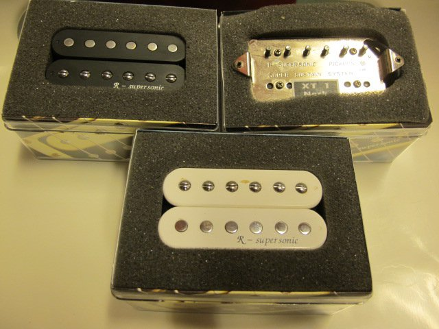 Buy R-Supersonic pickups