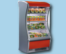 Buy Refrigerated wall cabinet