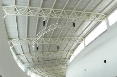 Buy Aluminium truss structure