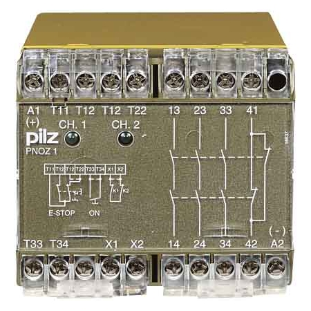 Buy 775695 PNOZ 1 PilZ SafetY RelayS