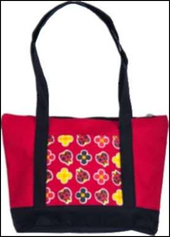 Buy Ladybird-Print TOTE BAG