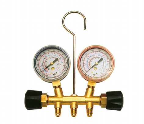 Buy Two Ways Brass Manifold