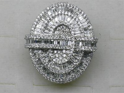 Buy Round diamond ring