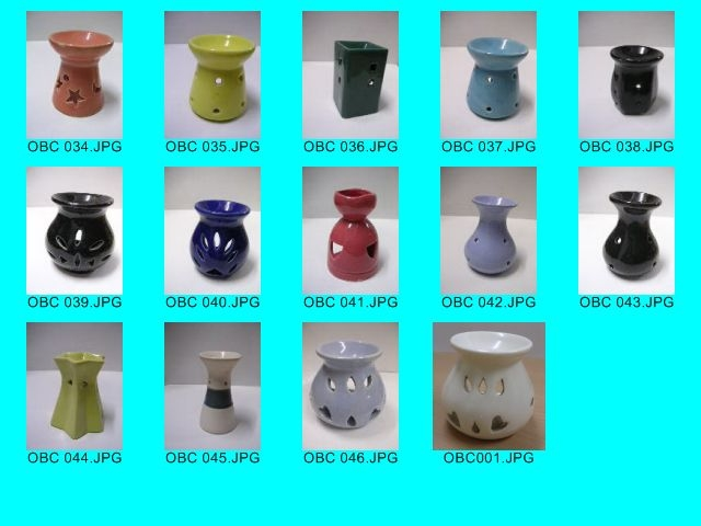 Buy Oil Burners & Candle Holder