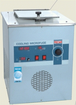 Buy Cooling Microfuge Model CM-12