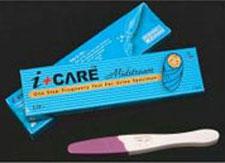 Buy I+CARE Midstream Home Pregnancy Test