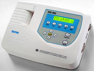 Buy Three channel ECG Machine