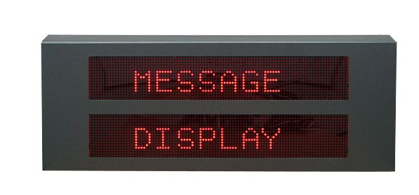 Buy Message Sign Board 2 Row