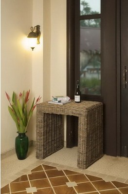 Buy Natural Rattan Table 1