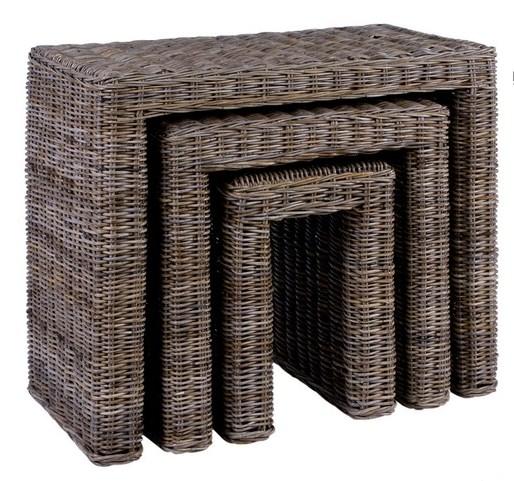 Buy Natural rattan table 2