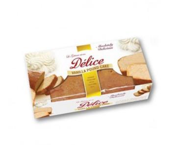 Buy Delice Pound Cake Vanilla