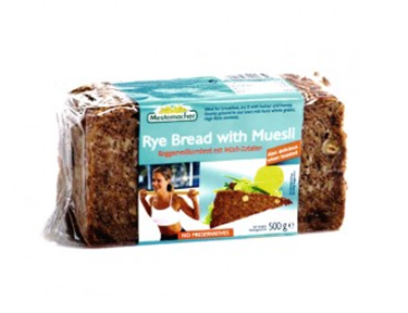 Mestemacher Whole Meal Rye Bread