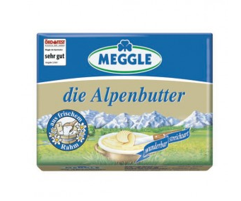 Buy Meggle Alphine Butter Unsalted