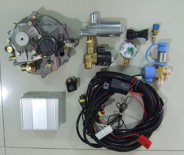 Cng Ddfi Conversion Kit For 6-8 Cylinder Diesel Engine