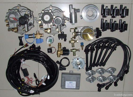 Buy Dedicated Cng Conversion Kit For Diesel Engine