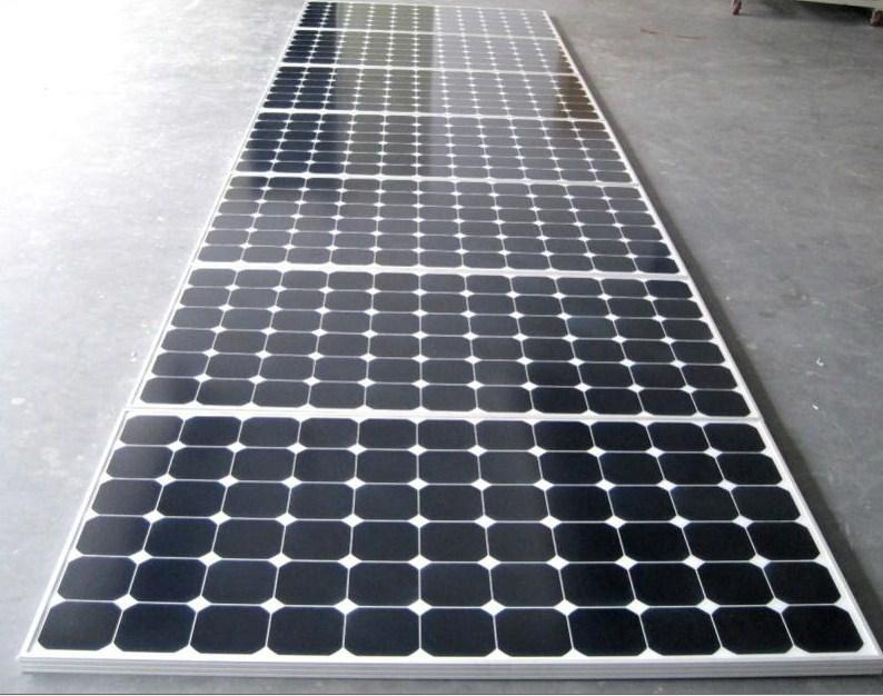 Buy Monocrystalline Solar Cell Panel 200 W