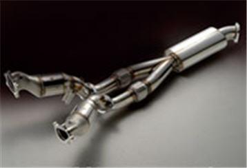 Buy Metal Catalyzer Exhaust R35 GTR