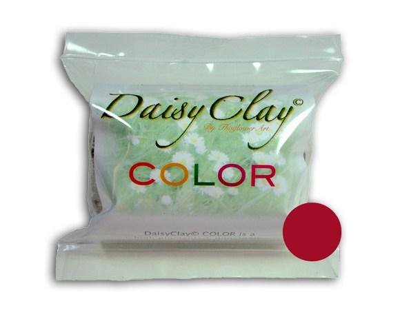 Buy DaisyClay Color Crimson Red