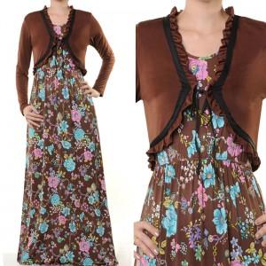 Buy Maxi (Long Sleeves) dress 1574