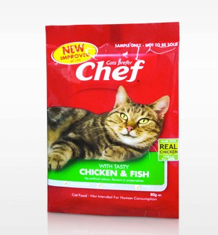 Buy Printed flexible packaging for pet food
