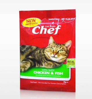 Buy Printed flexible packaging for pet food