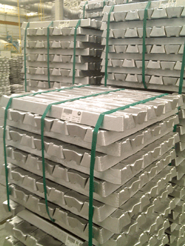 Buy Aluminium Alloy Ingots