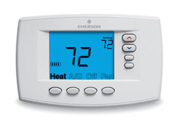 Buy Blue Easy Reader Thermostat