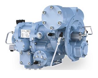 Buy GEA Grasso screw compressor SH series