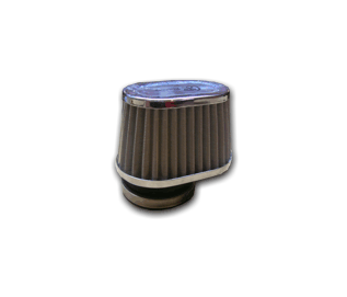 Buy Oval Stainless Filters