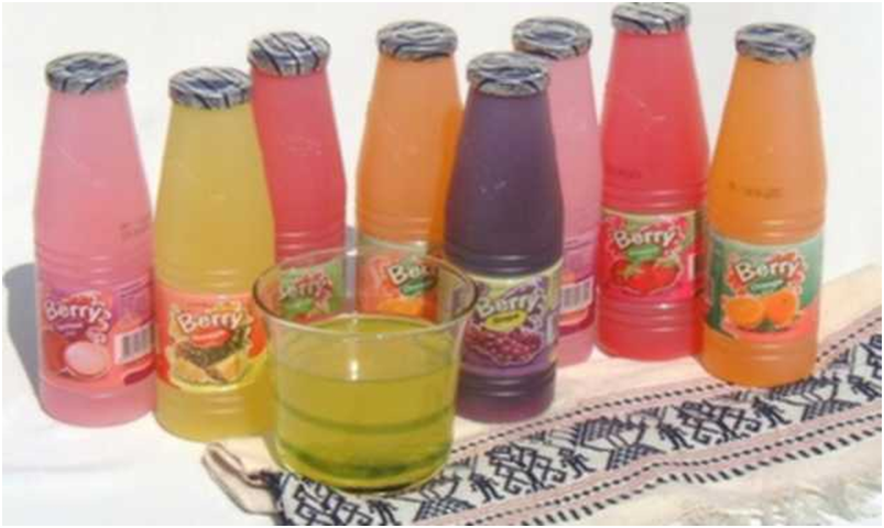 Buy Fruit Flavor Drink - Berry Brand