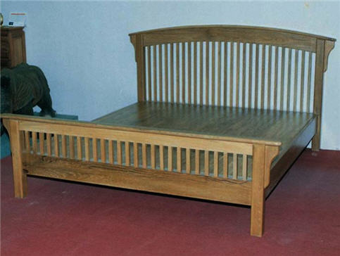 Buy Bed king size fw09