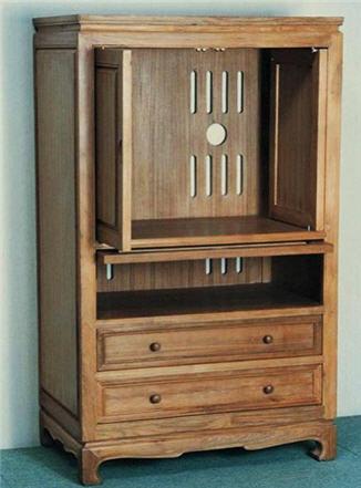 Buy TV Cabinet 2 drawers 3 doors fw91