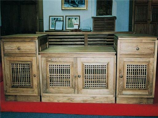 Buy TV Cabinet 2 drawers 4 doors (3 pcs) fw90