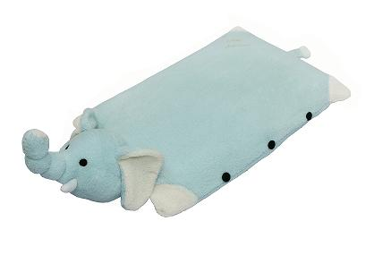 Buy Elephant Latex Doll Pillow