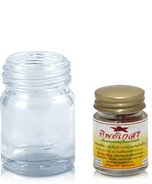 Buy Pharmaceutical glass bottle for balm BP20A