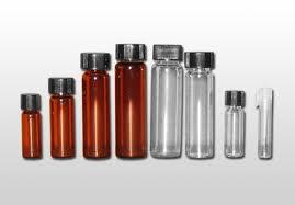 Buy Flint Vial glass bottles