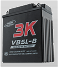 Buy Motorcycle VRLA battery