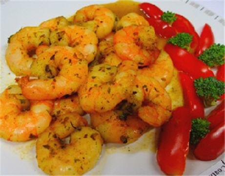 Buy Garlic Herb Marinated Shrimp