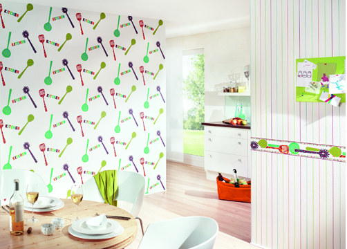 Buy Wallpaper Kitchen Dream 2134-19