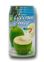 Buy Canned Young Coconut Juice with Meat