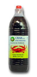 Buy Crab Fish Sauce (PVC Bottle)