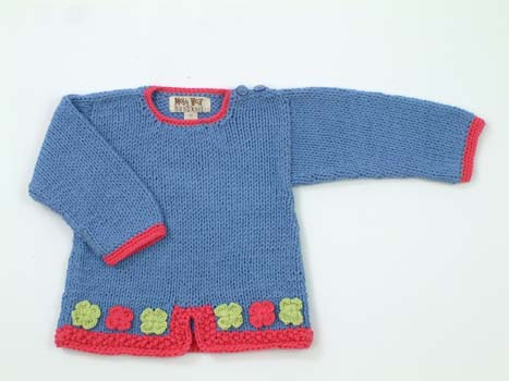 Buy Hand Knit Cotton Sweater
