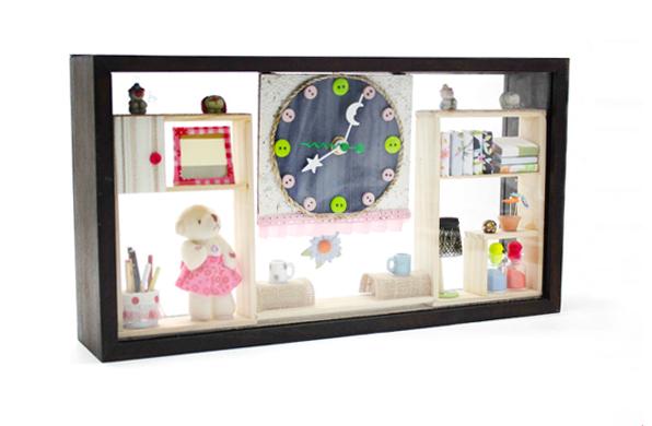 Buy Plywood Designed Clock