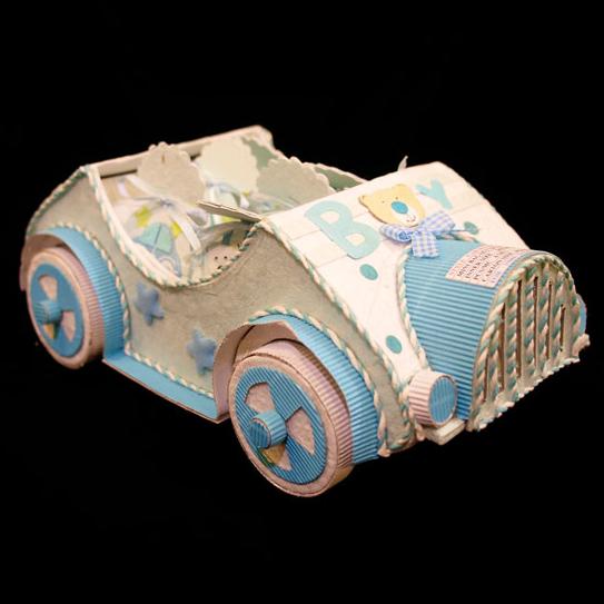 Buy Paper Car