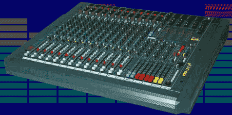 Buy 4 Bus Live Mixing Console Pro Live 4 Series