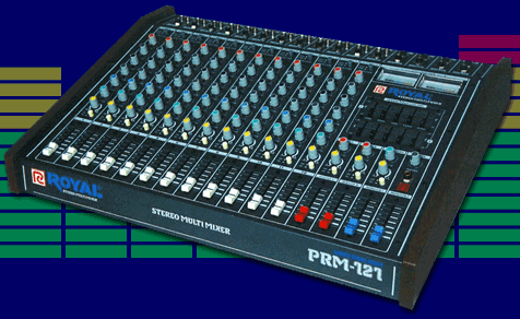 Buy Stereo Mixing Control The Leader In Pa. System