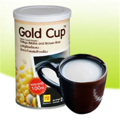 Buy Grains, cereals, coffee powder and ginkgo mixed rice cereal brand Gold Cup