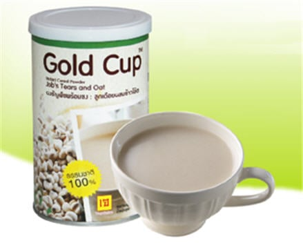 Buy Dust grains mixed with tea, millet, oats, cereal, Mantra Gold Cup